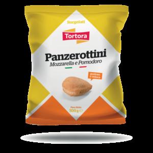 Panzerottini Mozzarella e Pomodoro