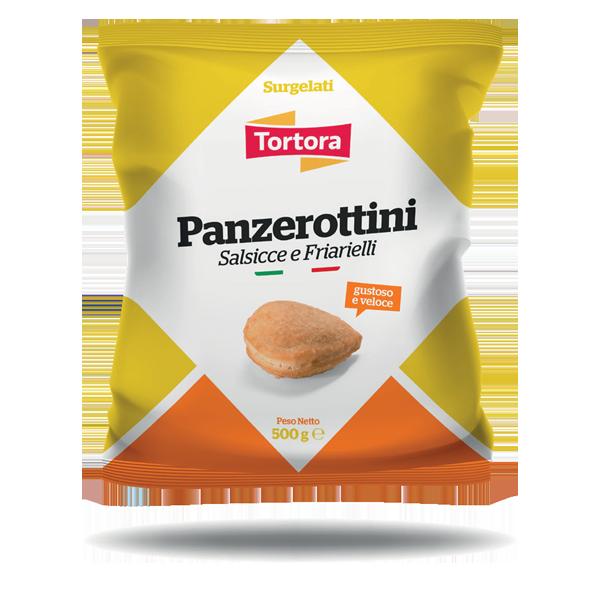 Panzerottini Salsicce e Friarielli