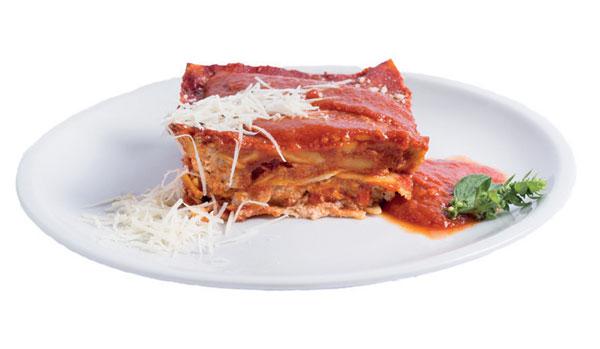 Lasagna al Sugo