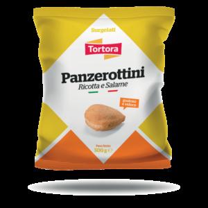 Panzerottini Ricotta e Salame
