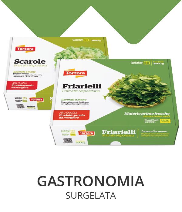 Catering Gastronomia Surgelata