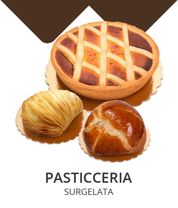 Catering Pasticceria Surgelata