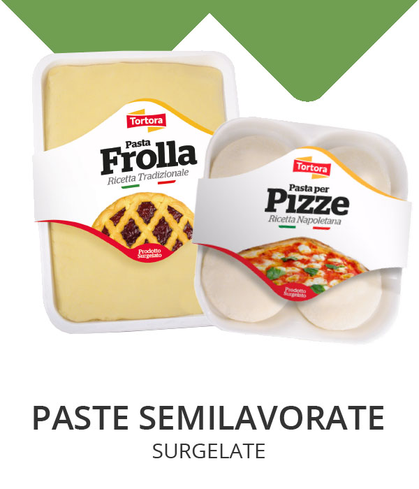 Paste Semilavorate Surgelate